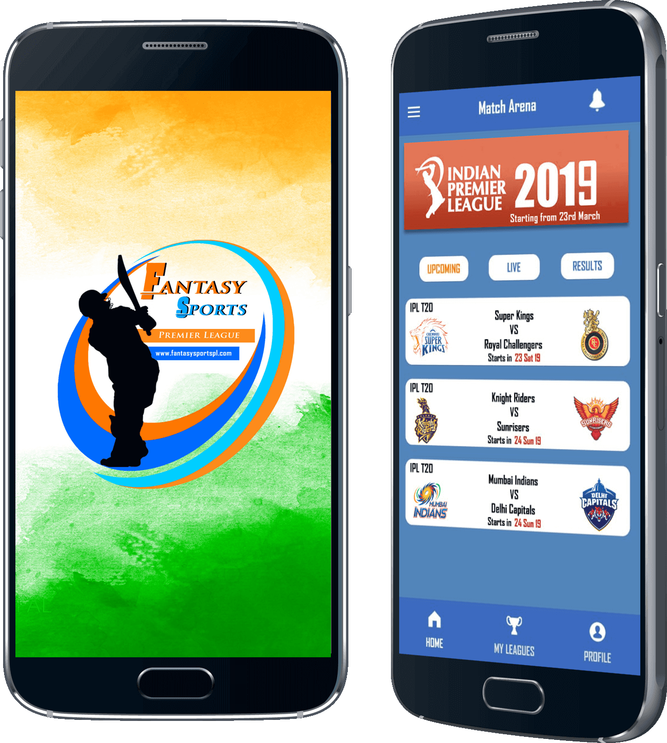 Start your own fantasy cricket business
